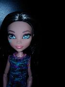 Cleo De Nile Family Doll (Face Shot)
