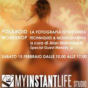 "Workshop & Modelsharing "" Melady """
