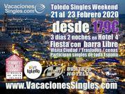 Foro Viajeros Toledo Singles Weekend VII Edición