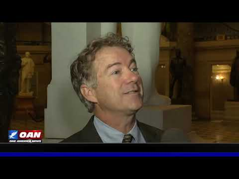 Sen. Rand Paul (R-Ky.) tells OAN why he thinks Chief Justice Roberts refused to read his question