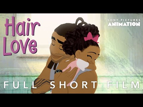 If You Haven't Seen The Oscar-Winning Animated Short 'Hair Love,' Here It Is
