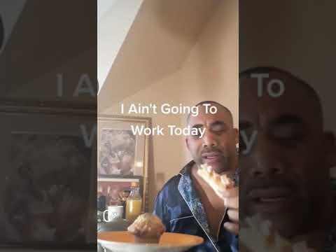 Superbowl Monday -I Aint Going to Work Today - Kamal Supreme