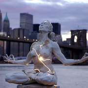 Enlightenment discussion and meditation