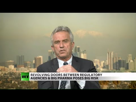 'The CDC is actually a vaccine company' – Robert F. Kennedy Jr