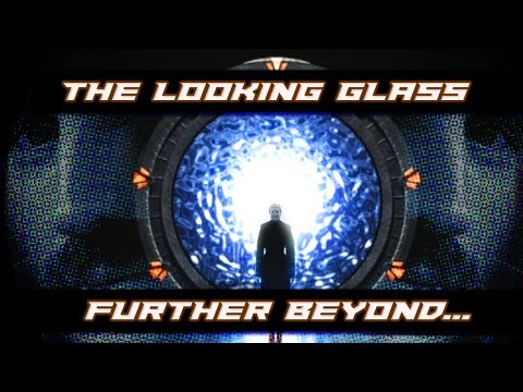 Qanon - Through the Looking Glass. Further Beyond...