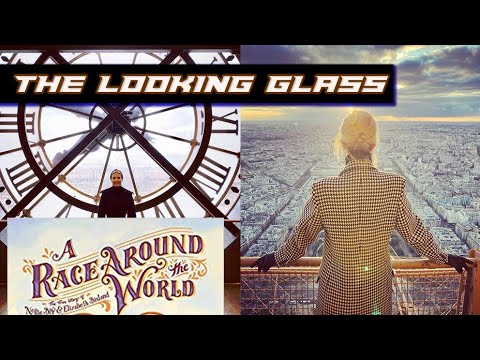 "Qanon - Ivanka ""The Looking Glass"" Paris"
