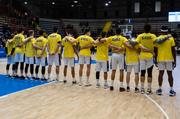 Omaggio del Napoli Basket al grande kobe Bryant