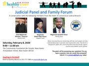 NHHS Judicial Panel and Family Forum