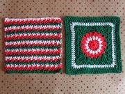 Christmas Stripes and Granny
