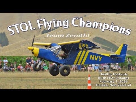 Team Zenith STOL Champions!