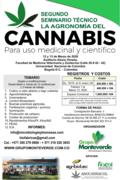 II Seminario Técnico La Agronomía del Cannabis (para uso medicinal y científico)