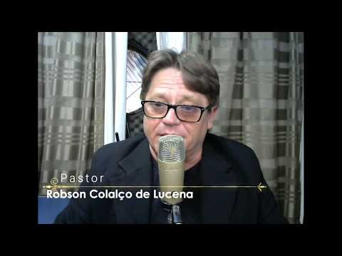 Firmeza - Pastor Robson Colaço de Lucena