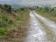 Gaeltacht Thiar Thir Chonaill, paint out in Fananoy.