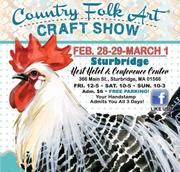 Country Folk Art Craft Show