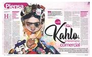 Frida Kahlo, el fenómeno comercial