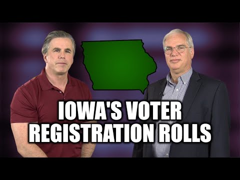 UPDATE: Does Iowa Need to Clean Up its Voter Rolls? Judicial Watch Fact Check!