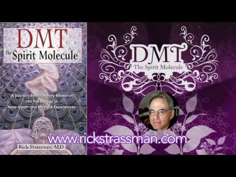 Rick Strassman MD, author of DMT: The Spirit Molecule, interviewed by Graham Hancock