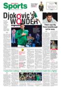 DJokovik's 8th Australian Open Title