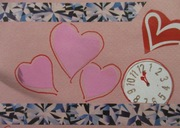 LOVE time and washi