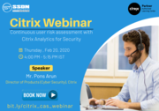 Exclusive Citrix Webinar By Citrix