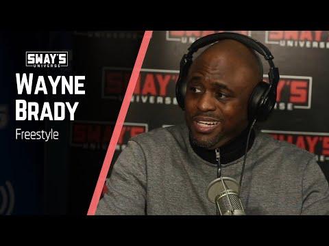 Wayne Brady Destroys 5 Fingers of Death Freestyle   SWAYS UNIVERSE