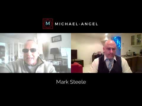 Interview with Mark Steele on 5G as a Weapon