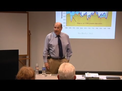 Prof. Tim Ball provides a comprehensive overview of the eugenic origins of CO2 alarmism
