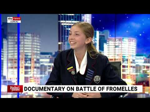 Alan Jones Interview with Lily Whitaker on the Fromelle project