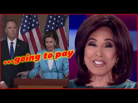 BOMBSHELL: Judge Jeanine Gives NOTICE… L-iberals C.aught By Surprise