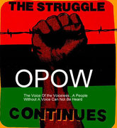 OPOW The Struggle Continues...