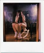 Selfportrait in Solimano's studio