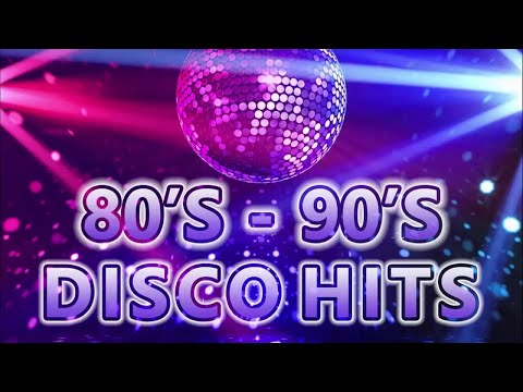 Classic Disco Hits 70's & 80's - Best Disco Songs Of The 70s and 80s