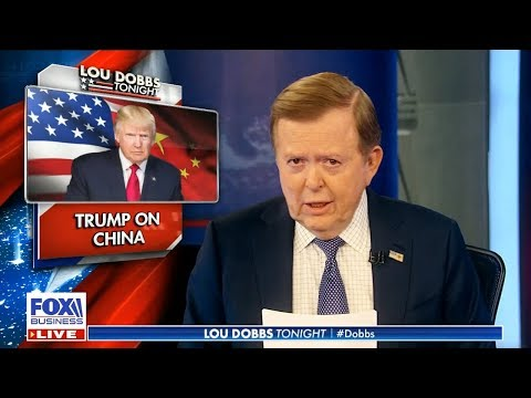 Lou Dobbs 2/10/20 | Lou Dobbs Tonight Fox News February 10, 2020