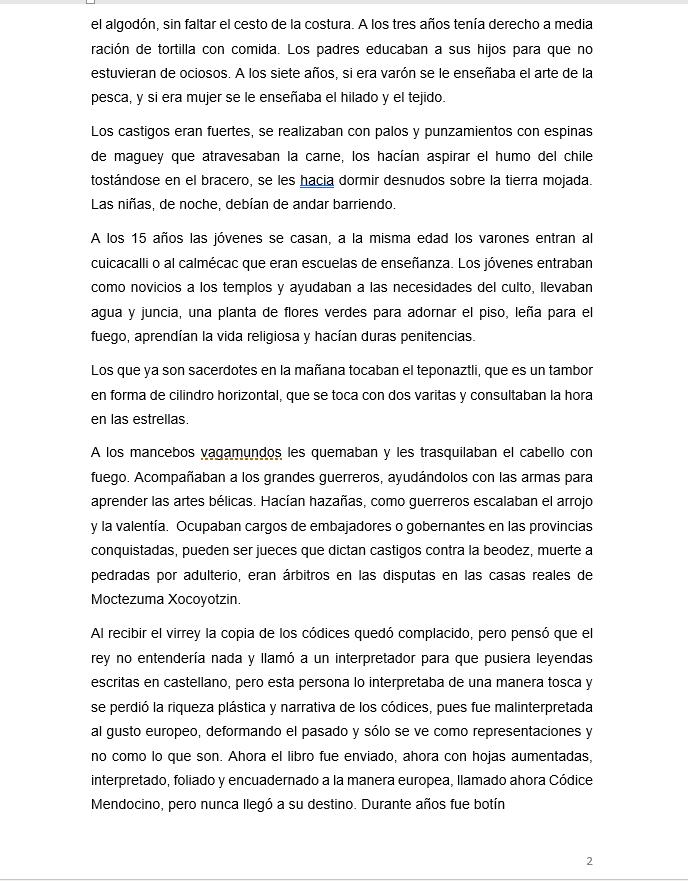 Tlacuilo 2