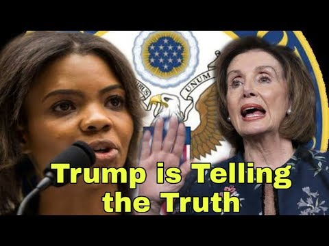 Candace Owens GOES OFF on Nancy Pelosi Gets A Standing Ovation