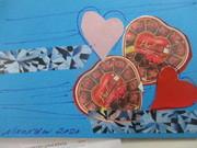 BLUE Valentine ChocoPo