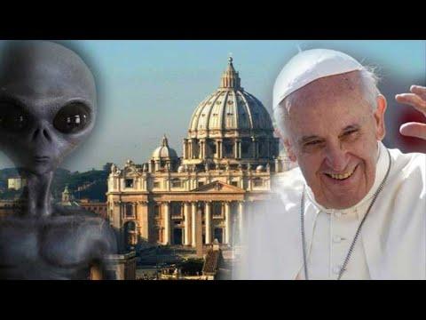 Vaticano abrirá seus arquivos SOBRE ALIENS