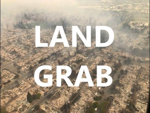Bushfire Aftermath: The Australian Land Grab