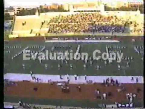Willowridge H.S. 1996 SU/PVAMU Pregame show(P#1)