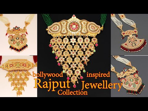 Traditional Rajputi Jewellery to Wear in Wedding Ceremonies & Parties
