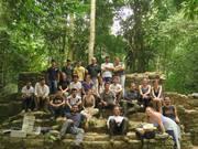 Temporada de campo, Grupo IV, Palenque, Chiapas