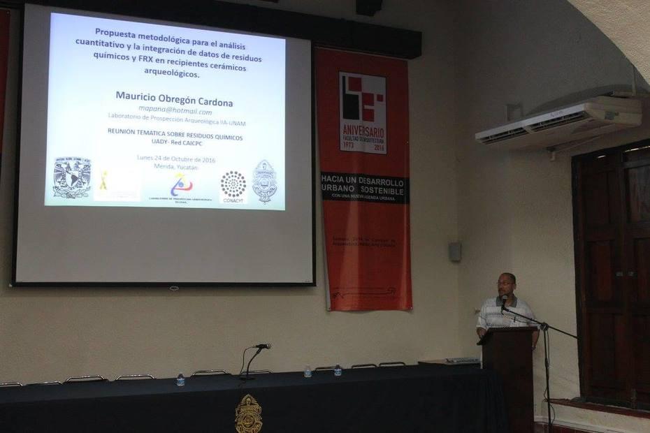 Red de Ciencias Aplicadas a la Investigación y Conservación del Patrimonio Cultural.