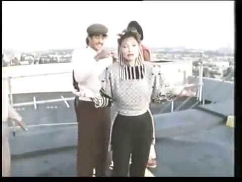 Rare Footage: Toni Basil, Penguin (Rerun), Shabba Doo and Popin Pete Popping & Locking