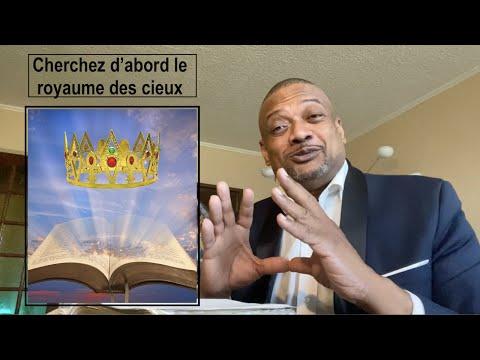 recherchez d'abord - bishop Elie Lisiki