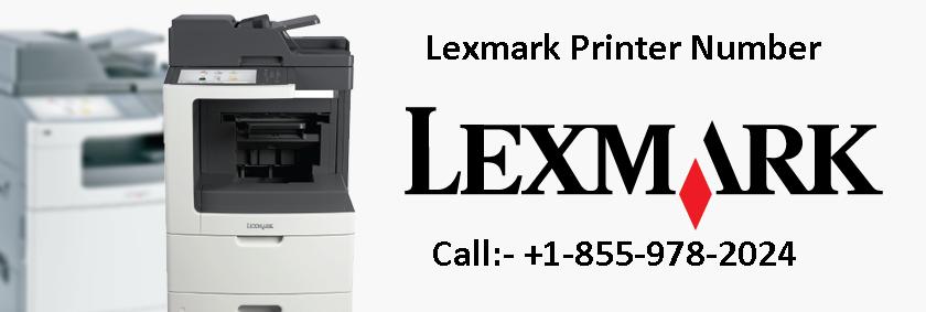 Lexmark printer customer number +1-855-978-2024