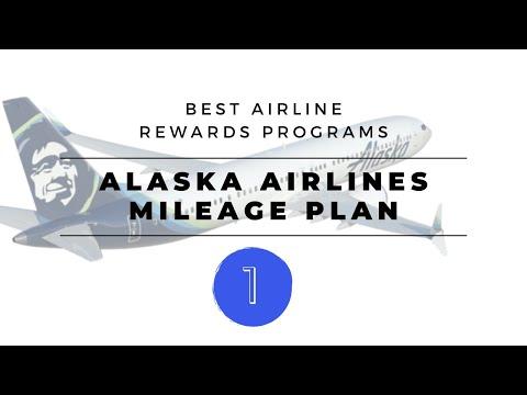 Best Airline Rewards Programs   Alaska Airlines Mileage Plan   Ranked - #1
