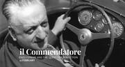 Simeone Museum-Demo Day: Close Ups: Ford v Ferrari – il Commendatore. Enzo Ferrari and the Quest for Perfection