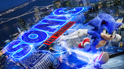 Sonic the Hedgehog-