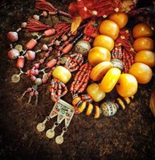 Collection of Moroccan Necklaces