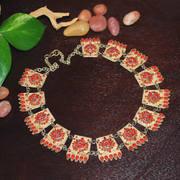 Nepali Kirtimukka Necklace - Probable Tourist Piece